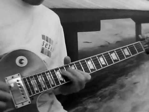 Always On The Run (Lenny Kravitz feat. Slash guitar cover)