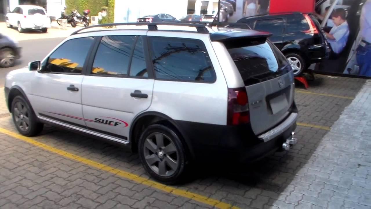 e1e94ddce0 Volkswagen Parati Surf 1.6 8v (Totalflex) 2009 - YouTube