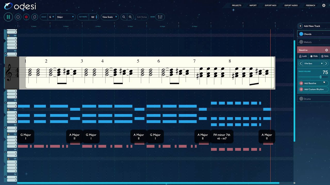 Odesi: Music Composition Software From Mixed In Key - DJ TechTools