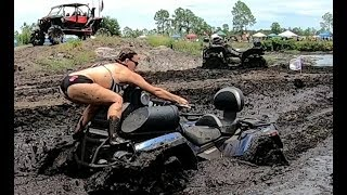 """Dirty Deeds ATV Bounty Hole 2019- 35"""" and under class"""