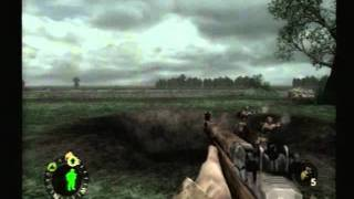 Brothers in Arms: Earned in Blood - Gameplay (2) (PS2)