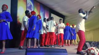 Behold The King, Performed by Rivers of Life Choir, Household of David Church