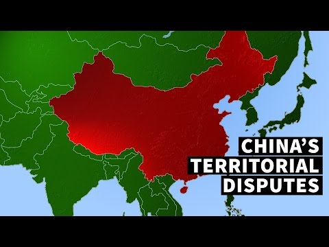 China's territorial disputes explained