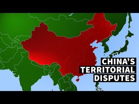 China's territorial disputes explained