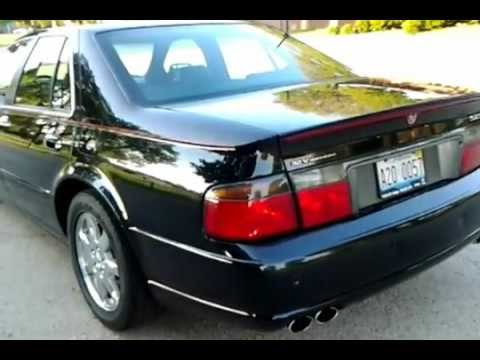 My 2003 Cadillac Seville STS - YouTube