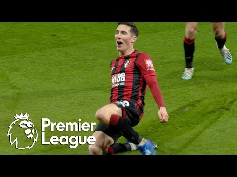 Harry Wilson strikes first for Bournemouth against Brighton | Premier League | NBC Sports