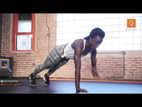 The 15 Minute Strength Circuit Express With Lauren Williams
