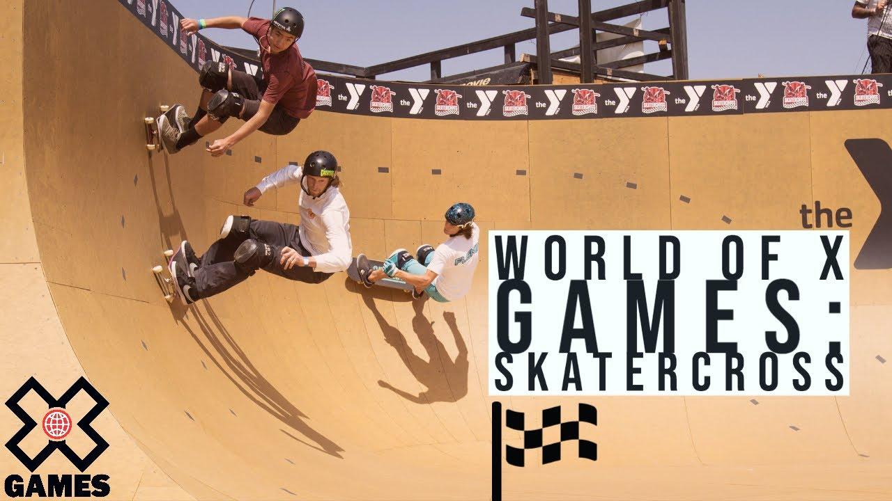 Download Skatercross 2016: FULL BROADCAST | World of X Games