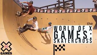 Skatercross 2016: FULL BROADCAST | World of X Games