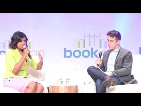 Mindy Kaling Talks About Her Early Crushes At BookCon 2015