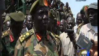 Southern militias return to South Sudan