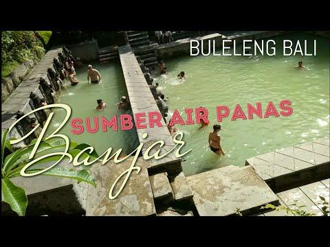 Hot Spring of Banjar - Buleleng Bali
