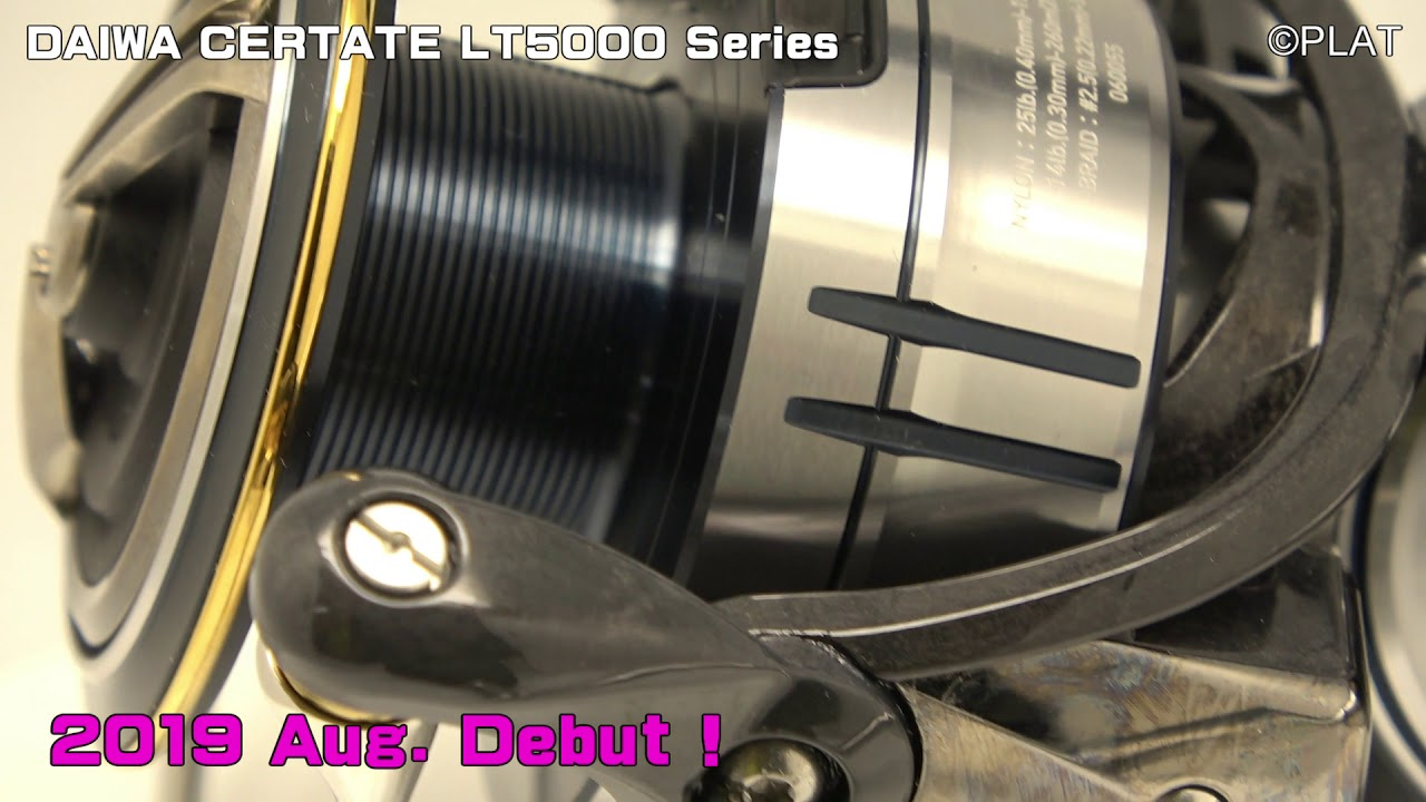Daiwa 19 Certate LT5000D-CXH From Japan