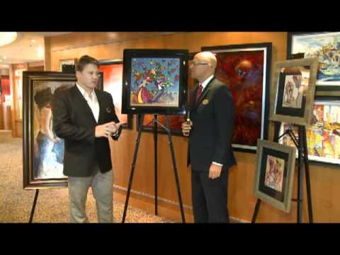Ed Reif Discusses The 5P's of Collecting Art with Mike Thompson