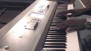 Shekinah Glory Ministries - Yes - Piano Solo by Ralph Jr.