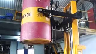 material handling equipment pune india draum lifting & tilting semi electrical stacker