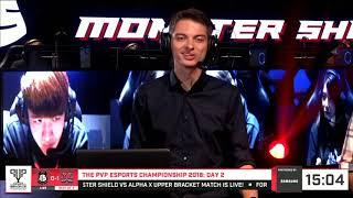 Highlight: PVP Championships 2018 - [DAY 2] - AOV - Monster Shield vs Alpha X [BO3] - GAME 2