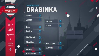 ESL Mistrzostwa Polski S17 - Hearthstone - Finały - Na żywo
