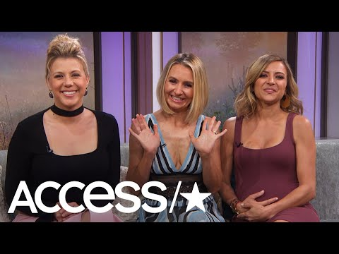 'Fuller House's' Jodie Sweetin Says John Stamos' Wedding Was 'Lovely' & 'Beautiful' | Access