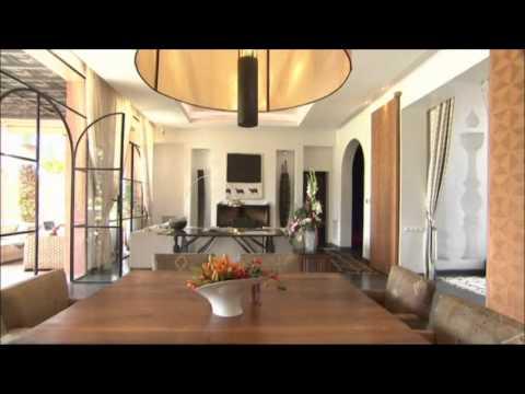 Villa jardin nomade youtube for Villa jardin nomade