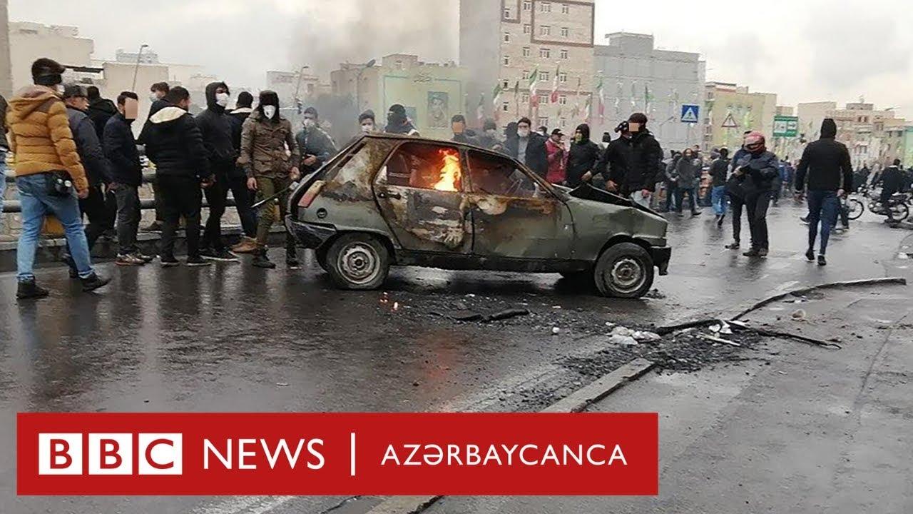 İranda nə baş verir? - 100-dən çox adam ölüb, internet bloklanıb