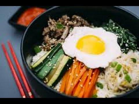 Resep Cara Membuat Bibimbap Nasi Campur Korea sedap