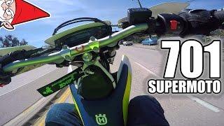 2017 Husqvarna Supermoto 701 - For ME?!