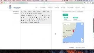 Aprenda a adicionar sua UMP e Igreja no nosso mapa de UMP