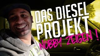 JP Performance - Das Diesel Projekt | Nobby zeigen!