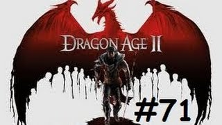 "Let´s Play Dragon Age 2 - German [Part71] ""ANDENKEN AUS DER VERGANGENHEIT"""