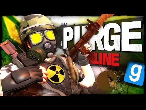 Purge Online | MOST OVERPOWERED ITEM!!! (Garry's Mod)
