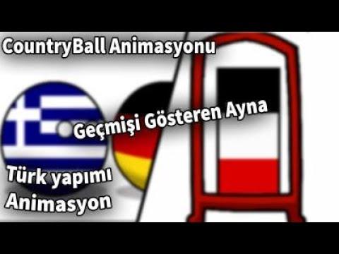 |COUNTRYBALLS|Sihirli Ayna|