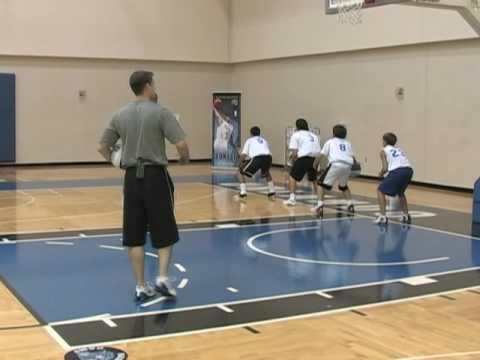 Fundamental Skills Drills for Youth Basketball - Steve ...