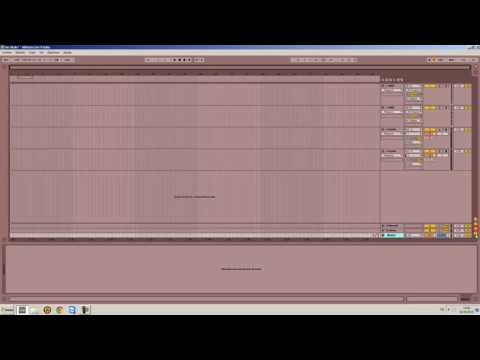 6 - Ableton Live Desd 0 - Paneo General