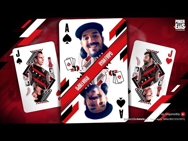 RYAN FIRPO on Filmmaking and Poker: PART 1 ♠️ PokerStars