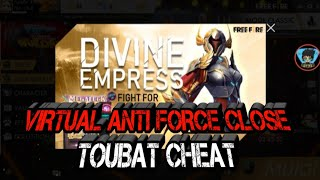 Free fire force close virtualxposed
