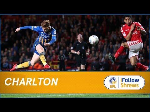 HIGHLIGHTS: Charlton 0 Town 1
