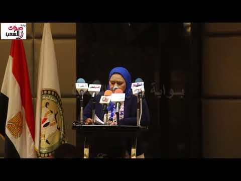 بالفيديو: الدكتورة جيهان عبد الواحد: أهم المشكلات التجارية الدولية في تعزيز التنمية