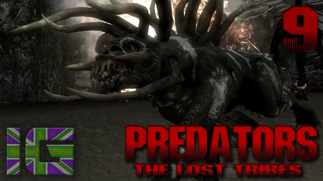 Predators: The Lost Tribes (Skyrim Mod) #9 Hounds and Facehuggers!