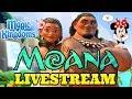 Disney Girl LIVESTREAM 🌴  MOANA EVENT! UNLOCKED CHIEF TUI 🌴 Disney Magic Kingdoms Game