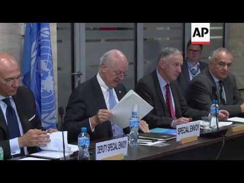 Final days of Syria peace talks in Geneva