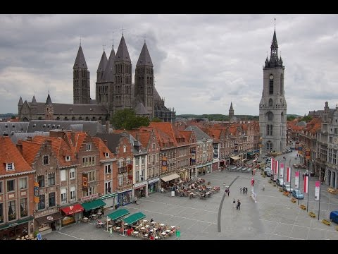 Belgium: Top 10 Tourist Attractions - Video Travel Belgium