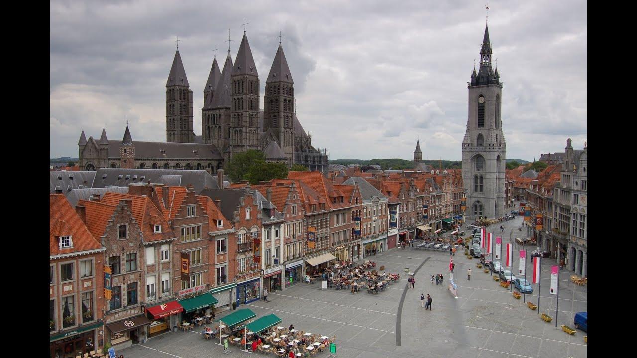 Belgium Top 10 Tourist Attractions Video Travel Belgium