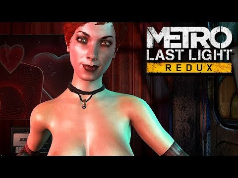 Metro Last Light Redux Gameplay German #05 - Alles nur Theater