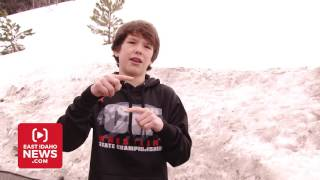 UNEDITED VIDEO: Canyon Mansfield talks about cyanide spray, killing dog