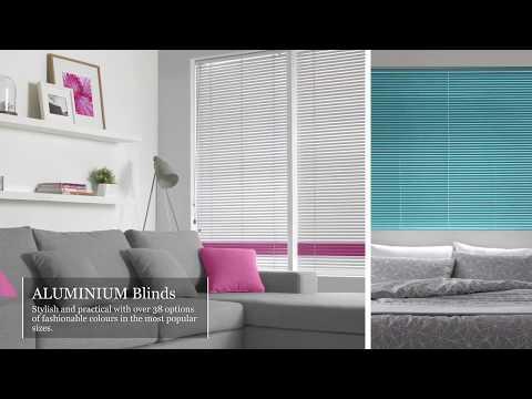 Aluminium Venetians Blinds from Blindtex