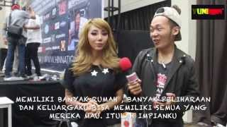EXIT AND SMOKE ON STOTORIES EXCLUSIVE INTERVIEW AND INDO SUBSTITLE WITH FDJ LENGYEIN