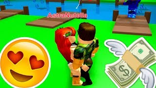 I buy a girlfriend with   - MeepCity - ROLEPLAY ROBLOX ROBUX