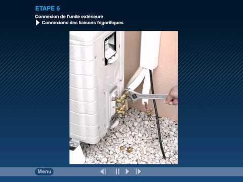 Installez vous m me votre climatisation doovi - Comment installer un climatiseur ...