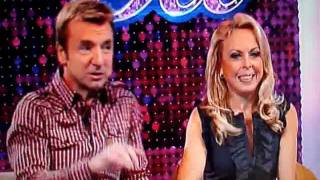 Jayne Torvill and Christopher Dean on This Morning 23.02.12